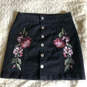 Guess Flower Skirt